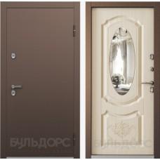 Входная дверь Бульдорс Termo-1 зеркало