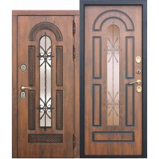 Входная дверь Ferroni Vitra патина 13 см