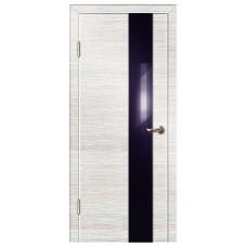 Межкомнатная дверь с алюминиевой кромкой ДО 504