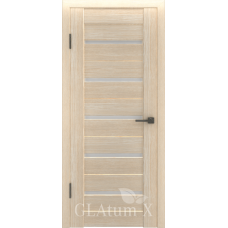 Межкомнатная дверь Green Line GL Atum X7