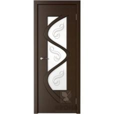 Межкомнатная дверь Крона Вега ДО