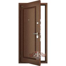 Входная дверь ВФД Комфорт металл/металл