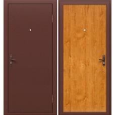 Входная дверь Kaiser Стройгост 7-1 Mini Итальянский орех