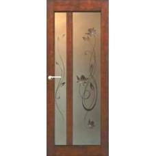 Межкомнатная дверь Массив Дуэт
