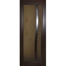 Межкомнатная дверь Массив Волна